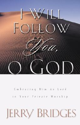 I Will Follow You, O God Cover