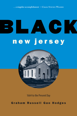 Black New Jersey: 1664 to the Present Day Cover Image