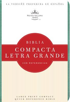 Santa Biblia Compacta Con Referencias Letra Grande-Rvr 1960 Cover