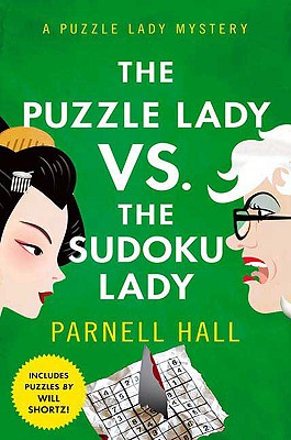 The Puzzle Lady vs. The Sudoku Lady Cover