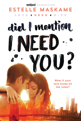 Did I Mention I Need You? Cover