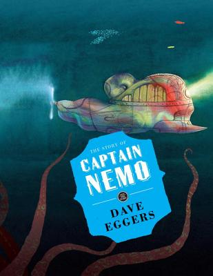 The Story of Captain Nemo (Save the Story) Cover Image