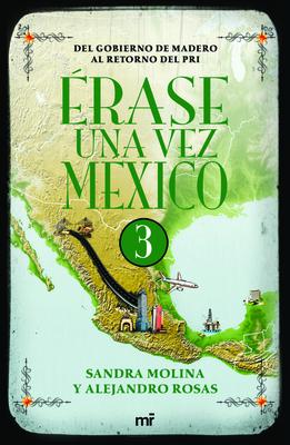 Érase Una Vez México 3 cover