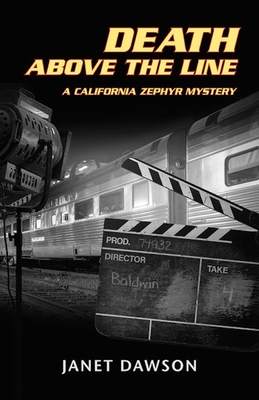Cover for Death Above the Line