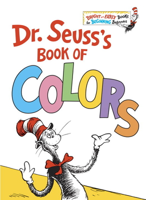Dr. Seuss's Book of Colors (Bright & Early Books(R)) Cover Image