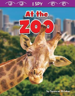 At the Zoo (I Spy) Cover Image
