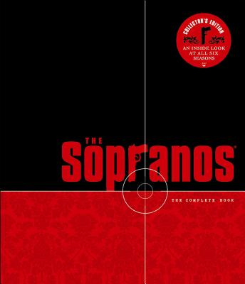 The Sopranos: The Complete Book Cover Image