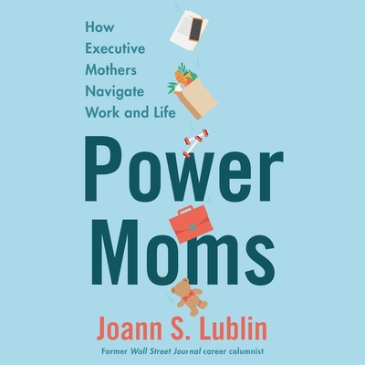 Cover for Power Moms