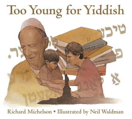 Too Young for Yiddish Cover
