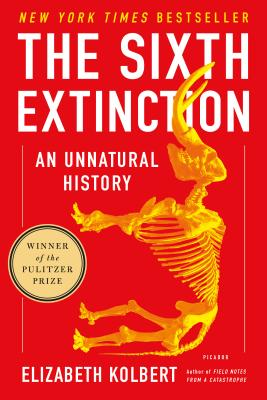 The Sixth Extinction: An Unnatural History Cover Image