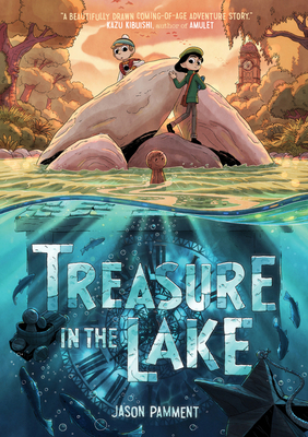 Cover Image for Treasure in the Lake