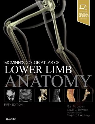 McMinn's Color Atlas of Lower Limb Anatomy Cover Image