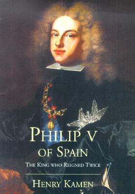 Philip V of Spain Cover