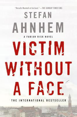 Victim Without a Face: A Fabian Risk Novel (Fabian Risk Series #1) Cover Image