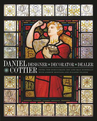 Cover for Daniel Cottier