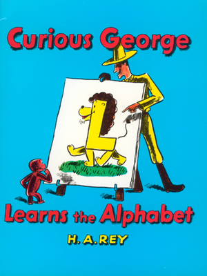 Curious George Learns the Alphabet Cover