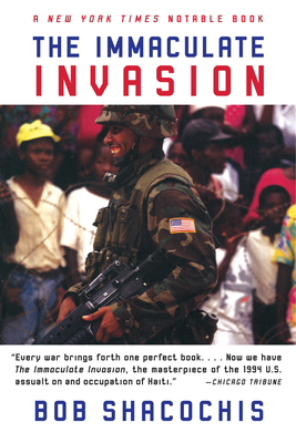 The Immaculate Invasion Cover Image