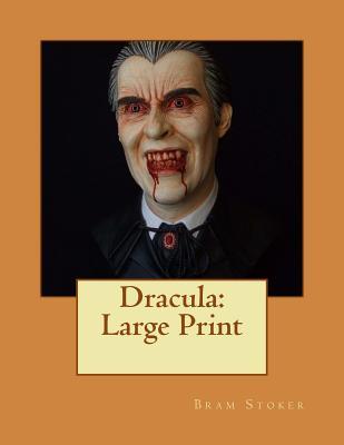 Dracula: Large Print Cover Image