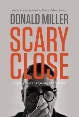 Cover for Scary Close