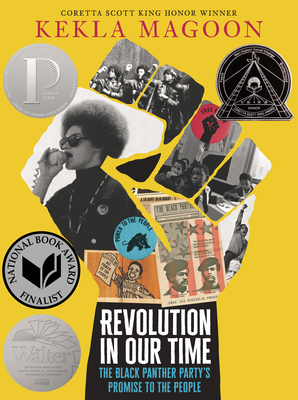 Revolution in Our Time: The Black Panther Party's Promise to the People cover