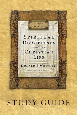 Spiritual Disciplines for the Christian Life Cover Image