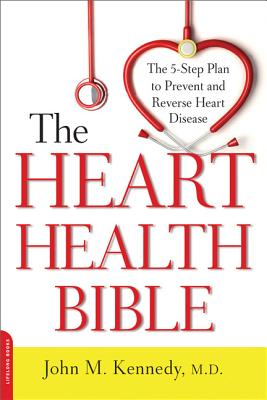 The Heart Health Bible Cover