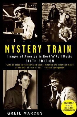 Mystery Train Cover