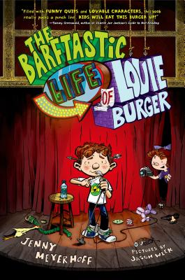 The Barftastic Life of Louie Burger Cover