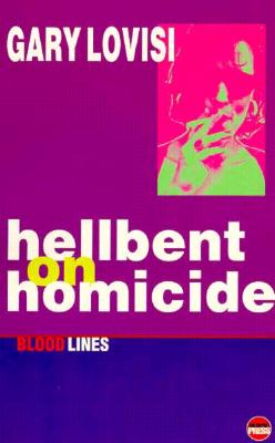 Hellbent on Homicide Cover