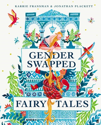 Gender Swapped Fairy Tales Cover Image