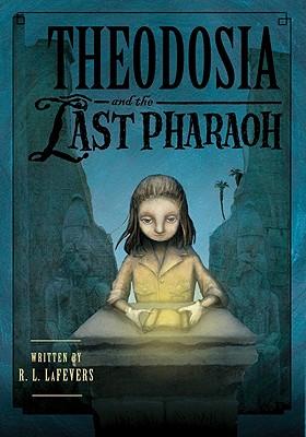 Theodosia and the Last Pharaoh Cover