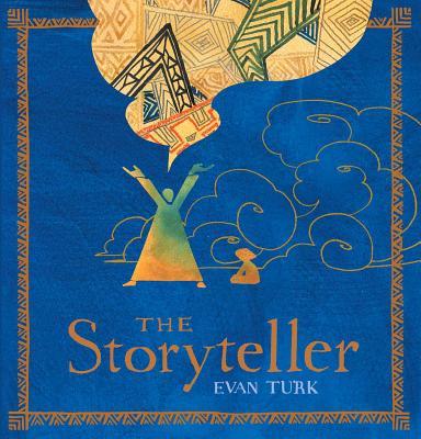 The Storyteller Cover