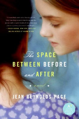 The Space Between Before and After Cover
