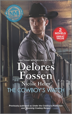 The Cowboy's Watch Cover Image