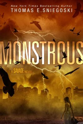 Cover for Monstrous (Savage)