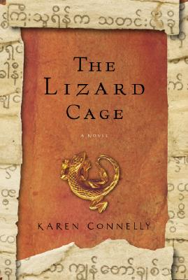 The Lizard Cage Cover
