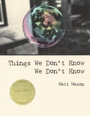 Things We Don't Know We Don't Know Cover Image