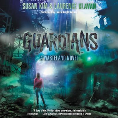 Guardians Lib/E: A Wasteland Novel (Wasteland Trilogy #3) Cover Image