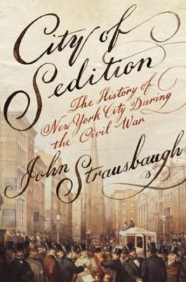 City of Sedition: The History of New York City during the Civil War Cover Image
