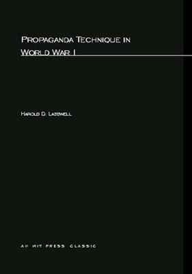 Propaganda Technique in World War I Cover Image