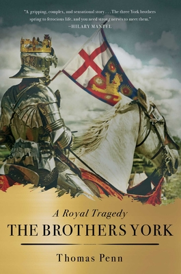 The Brothers York: A Royal Tragedy Cover Image