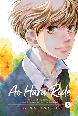 Ao Haru Ride, Vol. 8 Cover Image