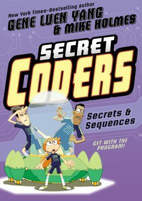 Secret Coders: Secrets & Sequences Cover Image