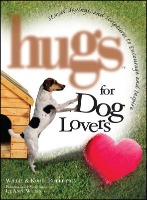 Hugs for Dog Lovers Cover