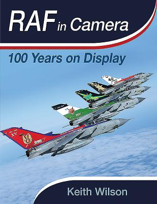 RAF in Camera: 100 Years on Display Cover Image