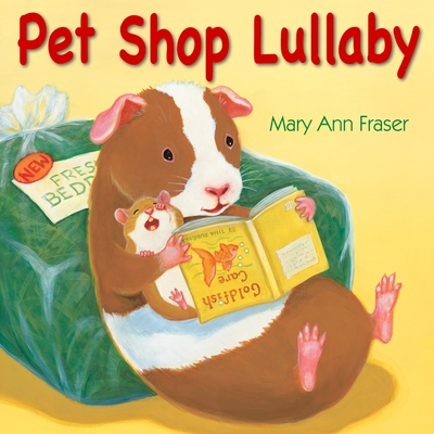 Pet Shop Lullaby Cover