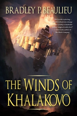 The Winds of Khalakovo: The First Volume of The Lays of Anuskaya Cover Image