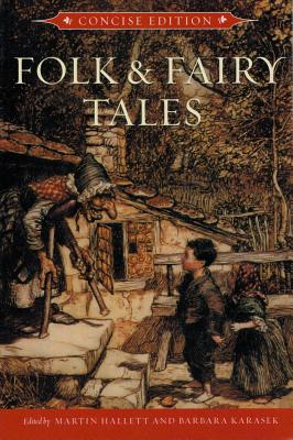 Folk and Fairy Tales - Concise Edition Cover Image