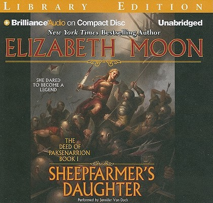 Sheepfarmer's Daughter (Deed of Paksenarrion #1) Cover Image