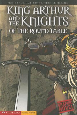King Arthur and the Knights of the Round Table Cover